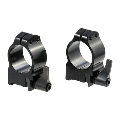 Maxima Grooved Receiver Line Quick Detach Ruger Rings