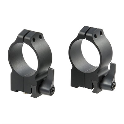 Maxima Grooved Receiver Line Tikka Rings by Warne Mfg. Company