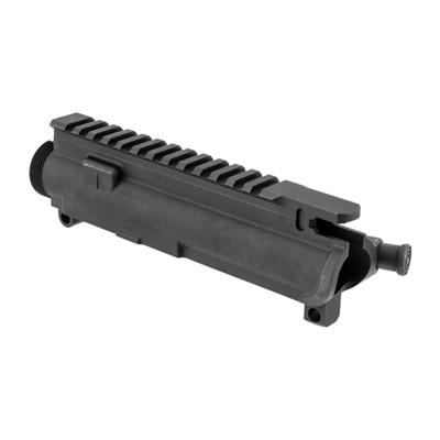 The AR-15 Assembled Upper Receiver comes with the port door and forward assist already installed. Forged from 7075-T6 aluminum, this assembled upper ...