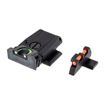 Smith & Wesson M&p22 Adjustable Fire Sight Set Williams Gun Sight.