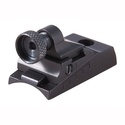 Tc Black Diamond Wgrs Receiver Rear Sight Williams Gun Sight.