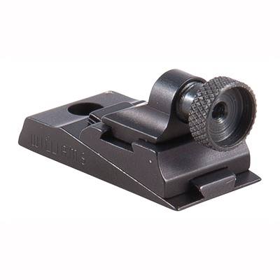 Rifle  Wgrs Receiver Rear Sight Williams Gun Sight.