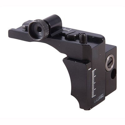 Remington 700 5d-Jems Economy Receiver Rear Sight Williams Gun Sight.