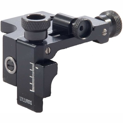 Rifle  Foolproof Fp-Gr-Tk Grooved Receiver Williams Gun Sight.