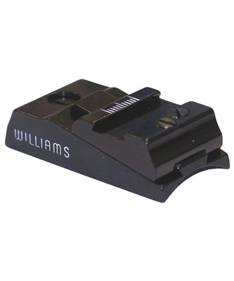 "Wgos Base 1-1.1"" Bbl Dia Williams Gun Sight."