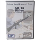 AR-15 RIFLES TECHNICAL <b>MANUAL</b> AND ARMORER&#39;S COURSE DVD