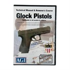 GLOCK® 17,19,21 & 23 PISTOLS TECHNICAL MANUAL & ARMORER'S DVD