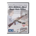 MAK AND AKS RIFLES TECHNICAL MANUAL AND ARMORER'S COURSE DVD