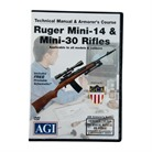 RUGER&reg; MINI-14&reg; RIFLES TECHNICAL <b>MANUAL</b> AND ARMORER&#39;S COURSE DVD