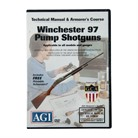 WINCHESTER 97 TECHNICAL <b>MANUAL</b> AND ARMORER&#39;S COURSE DVD