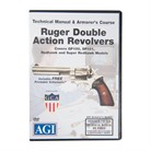 RUGER® DOUBLE ACTION REVOLVERS TECHNICAL MANUAL & COURSE DVD