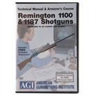 AMERICAN GUNSMITHING INSTITUTE VIDEO ARMORER'S SHOTGUN COURSES