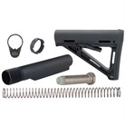 AR-15 MOE STOCK ASSY  COLLAPSIBLE MIL-SPEC