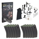 AR-15 30RD X10 MAGAZINE CS + STARTER KIT 223/5.56