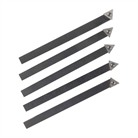 """HIGH-SPEED STEEL CUTTING KITS FOR LATHES - 1/4"""" TURNING KITS"""