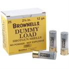 <b>12</b> GA <b>SHOTGUN</b> DUMMY ROUNDS