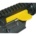 DUST  COVER & SAFETY FLAG AR15/M16