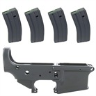 CMMG MOD4SA AR-15 LOWER RECEIVER/30-RD MAGAZINE COMBO