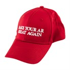 "RED ""MAKE YOUR AR GREAT AGAIN"" CAP"