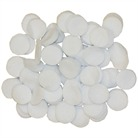 100% COTTON FLANNEL BULK PAK ROUND CLEANING PATCHES