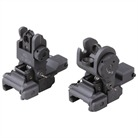 AR-15/M16 FLIP-UP REAR SIGHT
