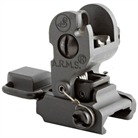 STAND ALONE FLIP UP REAR SIGHT