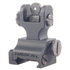 AR-15  DUAL APERTURE A2 REAR SIGHT