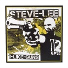 "STEVE LEE ""I LIKE GUNS"" CD"