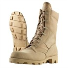 "8"" IMPORTED HOT WEATHER JUNGLE COMBAT BOOTS"