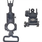 AR-15 GASBLOCK FRONT SIGHT & REAR SIGHT SET