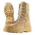"8"" HOT WEATHER STEEL TOE COMBAT BOOTS"
