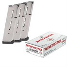 USA WHITE BOX <b>AMMO</b> <b>45</b> <b>ACP</b> 230GR FMJ <b>AMMO</b> CAN