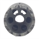 AR .308  CLAYMORE MUZZLE BRAKE 22 CALIBER