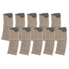 L5AWM OPAQUE FLAT DARK EARTH 30-RD MAGAZINES