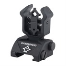 AR-15  DIAMOND REAR SIGHT