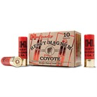 "HEAVY MAGNUM COYOTE AMMO 12 GAUGE 3"" 1-1/3 OZ #BB SHOT"
