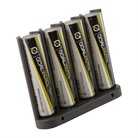 RECHARGABLE AAA BATTERIES