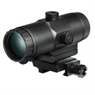 RED DOT MAGNIFIER WITH FLIP MOUNT
