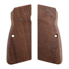 HI-POWER WOOD GRIPS