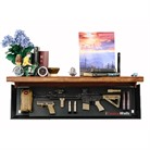 1242 RLS RIFLE CONCEALMENT SHELF