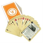 SURVIVAL TIP PLAYING CARDS