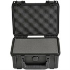 SINGLE PISTOL CASE WITH CUBED FOAM