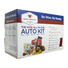 VEHICLE EMERGENCY SURVIAL KIT WITH JUMBER CABLES
