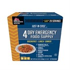 JUST IN CASE 4 DAY EMERGENCY KIT