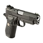 "EDCX9 PISTOL 9MM 4"" BLUED WITH RAIL"