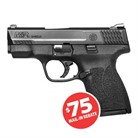 "M&P 45 SHIELD NO SAFETY 3.3"" 45ACP 6+1 NS"
