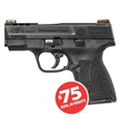 "M&P 45 SHIELD PERF CNTR HI VIZ 45 ACP 3.3"" 6+1"