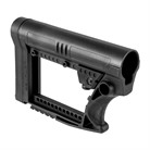AR-15 SKULLATION STOCK ASSEMBLY COLLAPSIBLE CARBINE LENGTH