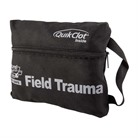 TACTICAL FIELD TRAUMA KIT W/QUIKCLOT