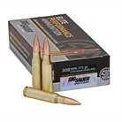 ELITE MATCH GRADE AMMO 308 WINCHESTER 175GR OPEN TIP MATCH